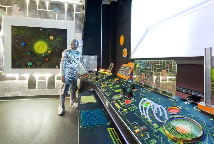 Интерактивный музей Muzeus Санкт-Петербург