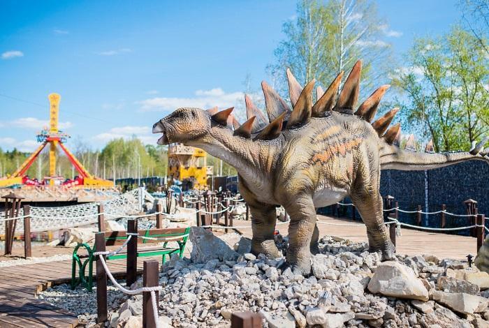 Динопарк «Динозавры на Вятке»