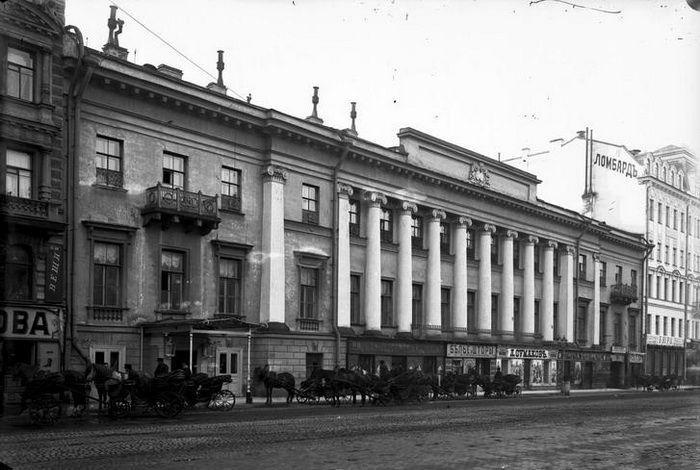 Дом Корсаковых