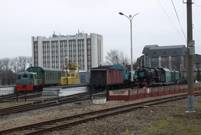 Железнодорожный музей Южного вокзала
