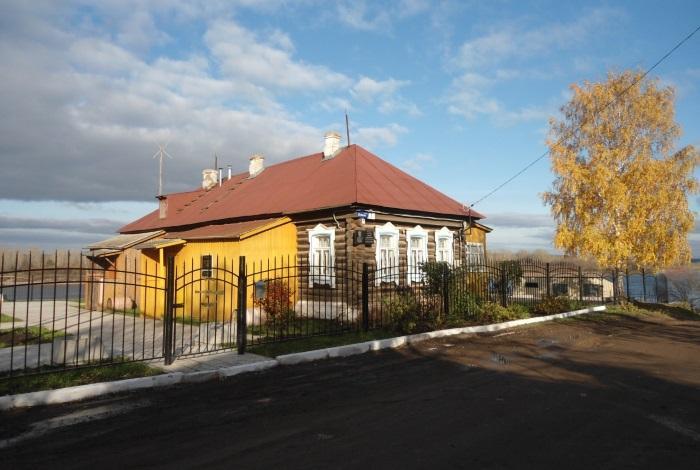 Дом-музей конструктора-оружейника Г.С. Шпагина