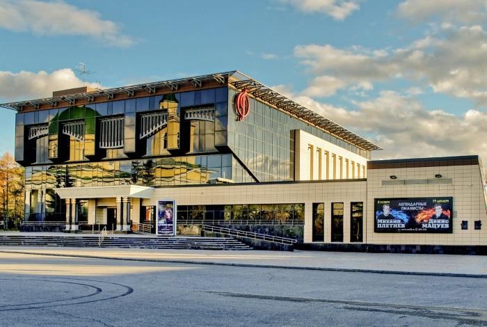 Концертный зал Омской филармонии