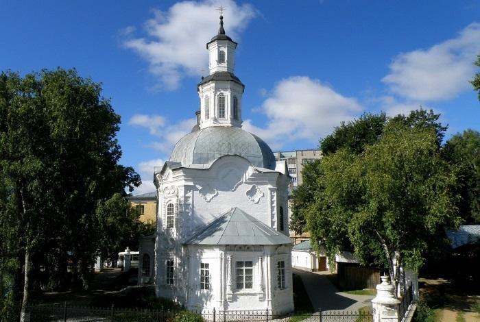 Церковь Рождества Иоанна Предтечи