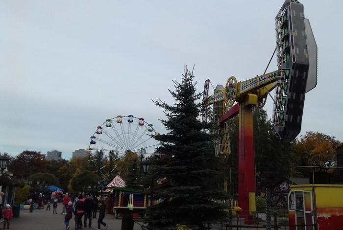 Гагарин парк Санкт-Петербург