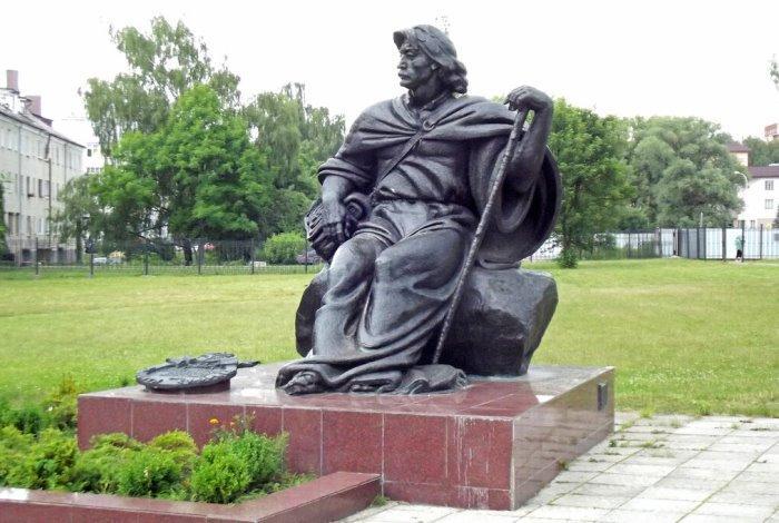Памятник Франциску Скорине