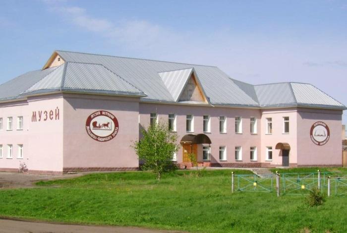 Музей-заповедник «Московско-Сибирский тракт»