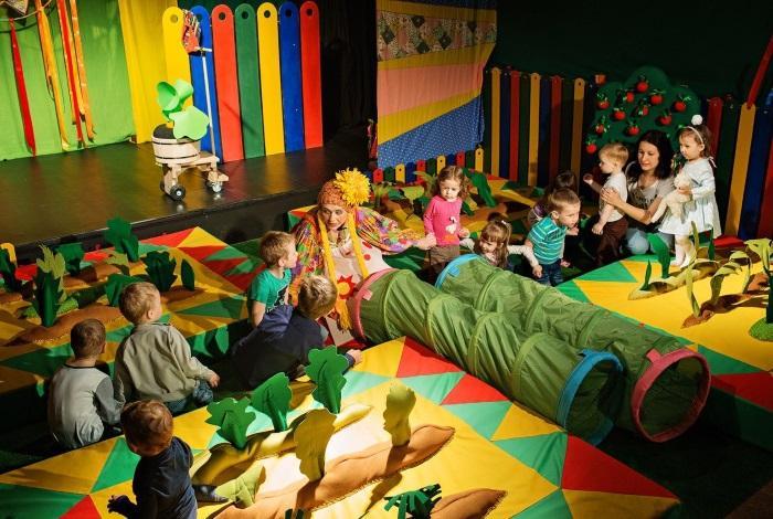 Детский интерактивный театр Поляна сказок Санкт-Петербург