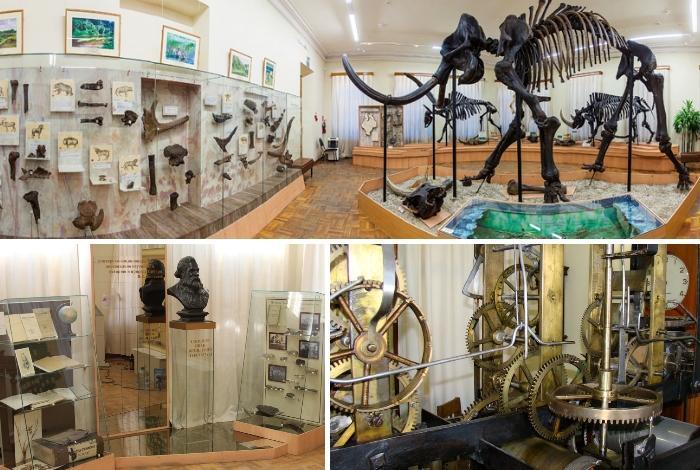 Экспозиции краеведческого музея «Городская Дума»