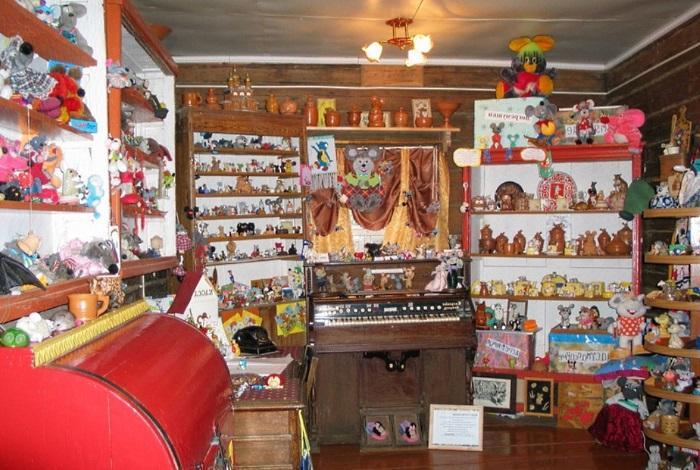 Лавка-музей старославянской куклы «Берегиня»
