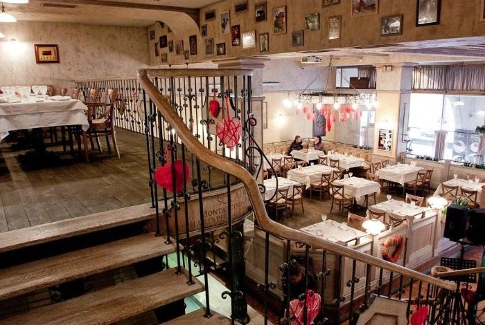 Ресторан Ферма Санкт-Петербург