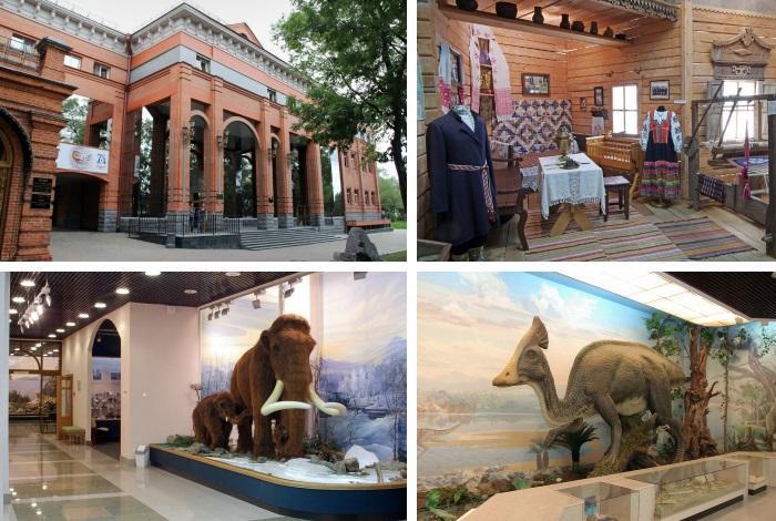Краевой музей имени Н.И. Гродекова