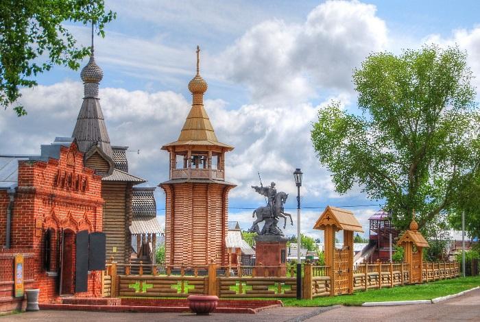 Музей-заповедник «Старина Сибирская»