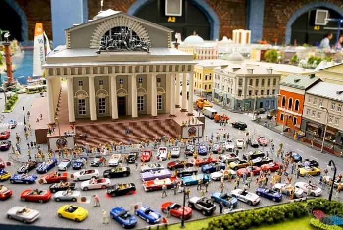 Музей Гранд макет России Санкт-Петербург