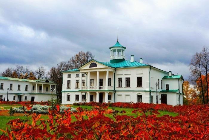 Музей-заповедник Н.А Некрасова «Карабиха»