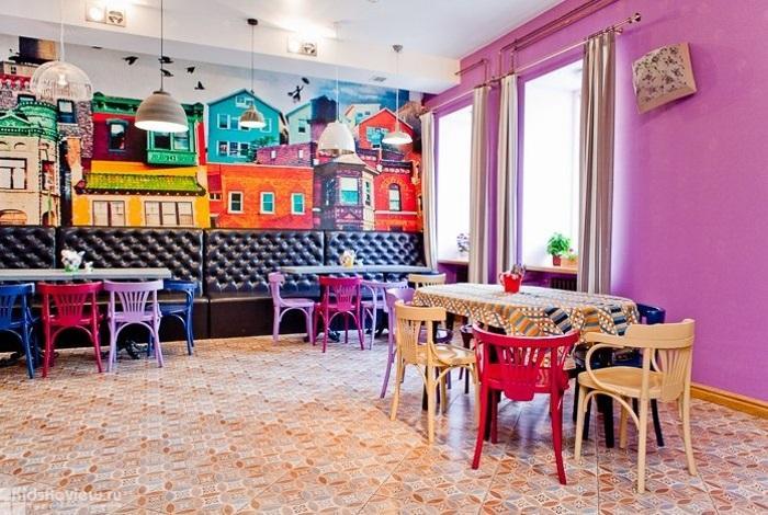 Кафе Мэри Поппинс Санкт_Петербург