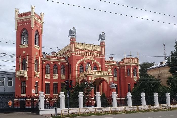 Особняк купца Т.Ф. Булычёва