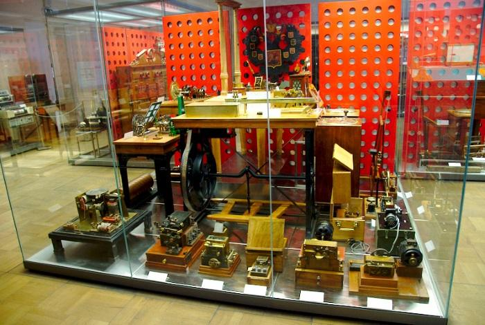 Музей связи Санкт-Петербург