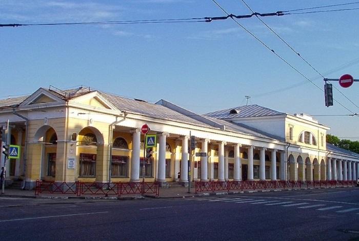 Гостиный двор Ярославля
