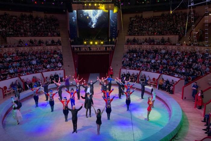 Государственный цирк в Санкт-Петербурге