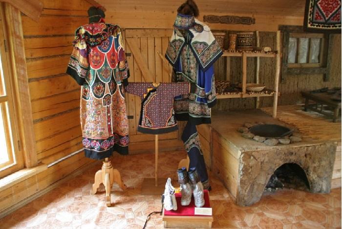 Этнографический музей в Сикачи-Алян