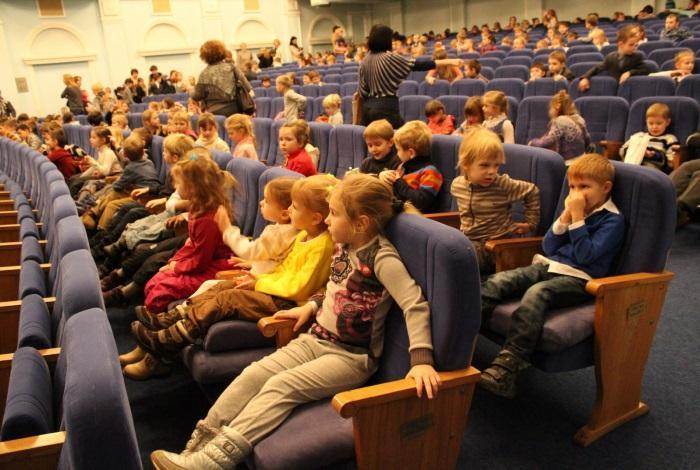 Детский театр На Неве