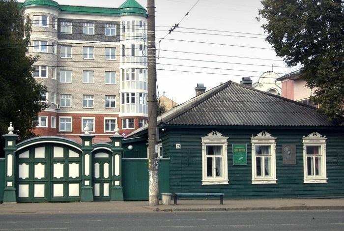 Дом-музей М.Е. Салтыкова-Щедрина