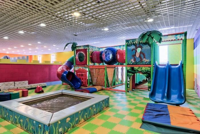 Семейный развлекательный центр Fun City в ТРК Гранд Каньон