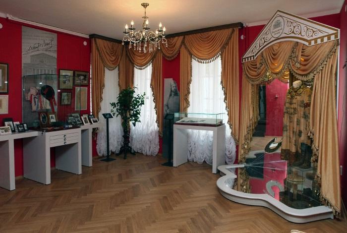 Мемориальный дом-музей Собинова