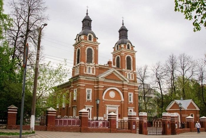 Александровский костёл в Кирове