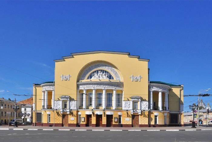 Российский театр драмы имени Ф.Волкова