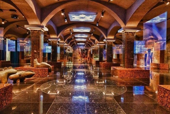 Музейный комплекс Вселенная воды Санкт-Петербург