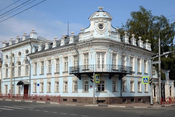 Дом Донцовых-Лопатиных