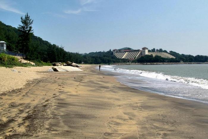 Пляж Чеок Ван (Бамбу Бэй)