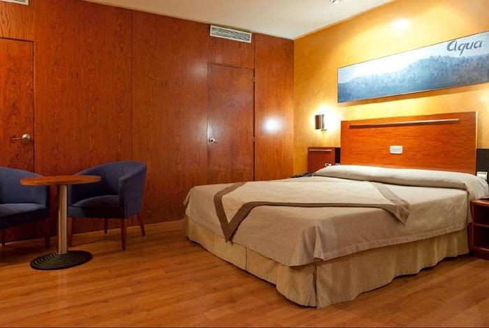 Отель Hotel Garbi Millenni
