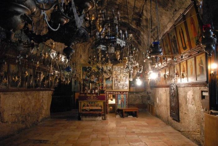 Гробница Богородицы (Иосафатова долина)