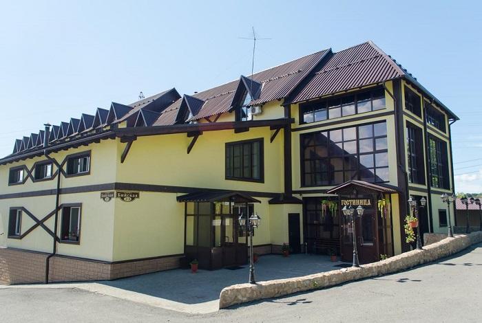 Гостиный двор Алтай