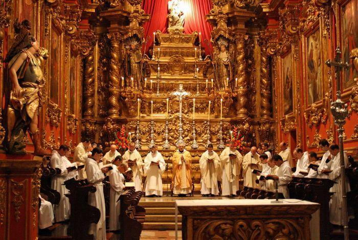 Монастырь Сан-Бенту