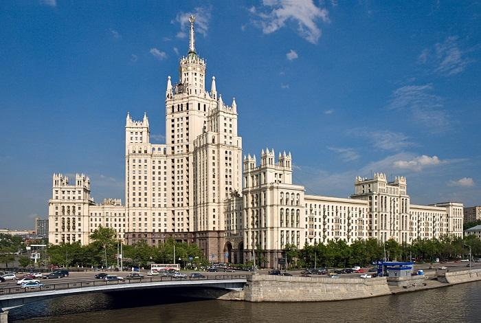 7 сталинских высоток