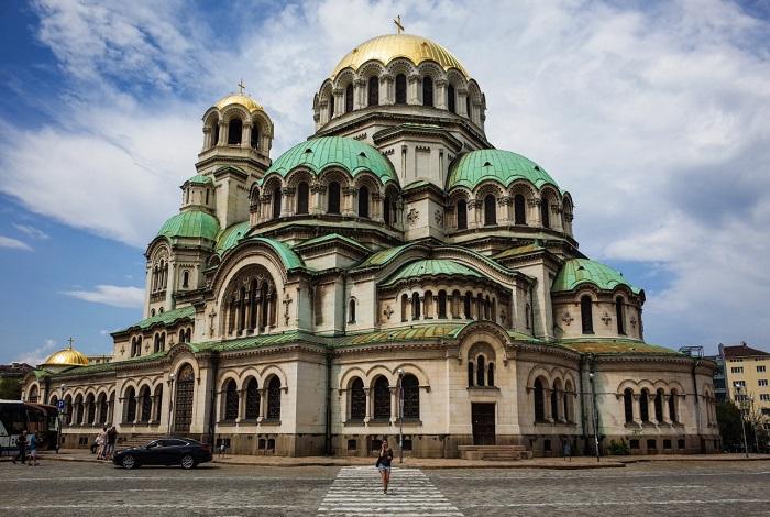 Софийский собор Александра Невского