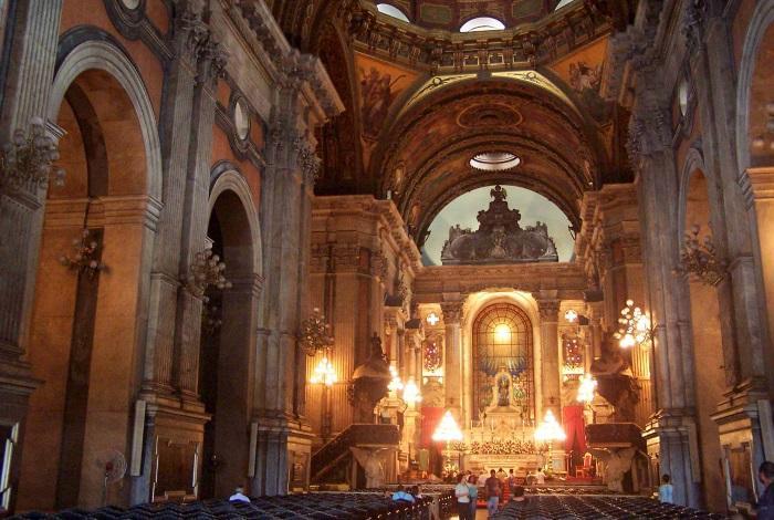 Церковь Канделарии