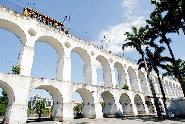 Акведук Arcos de Lapa