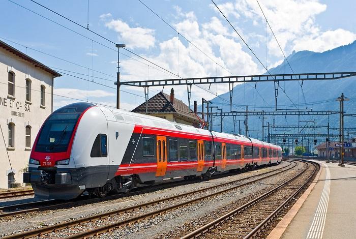 Поезд в Тбилиси
