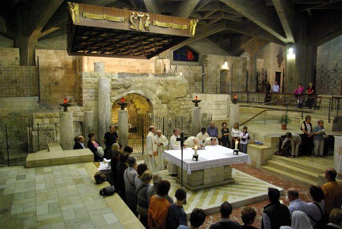 Базилика Благовещения (Назарет)