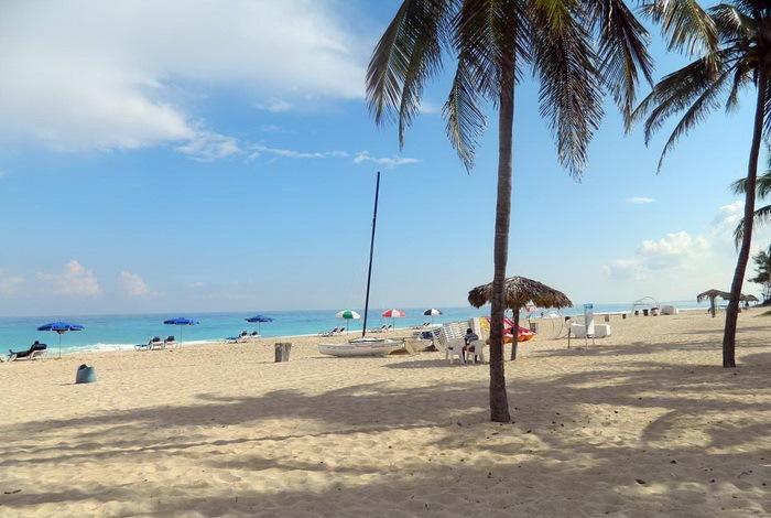 Пляж Тараро