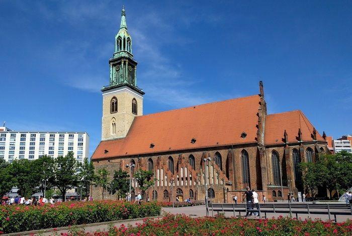 Евангелическая церковь Святой Марии