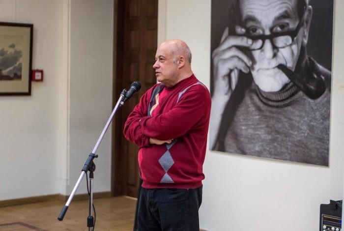 Художник Сергей Геннадьевич Скоморохов