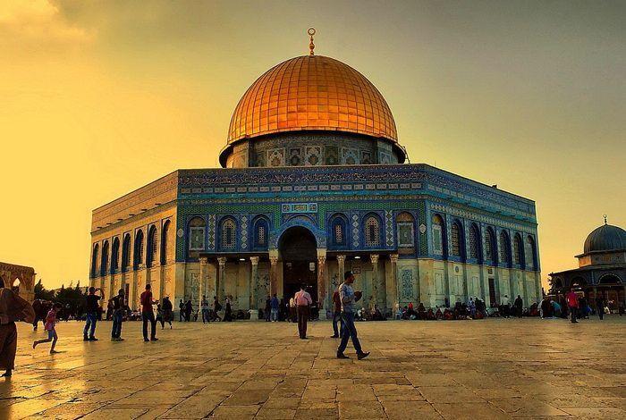 Мечеть Эль-Акса