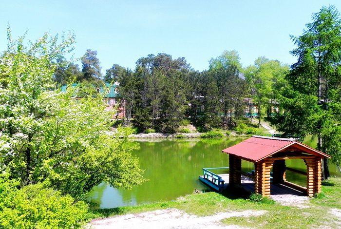 Горячинск, озеро Котокель