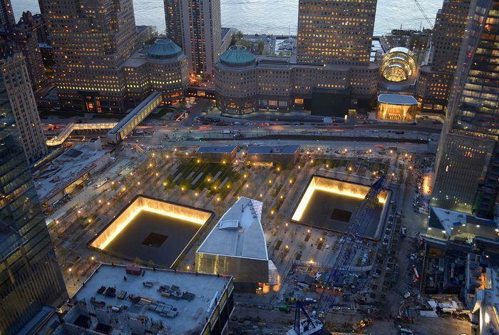 Национальный мемориал и музей 11-го сентября
