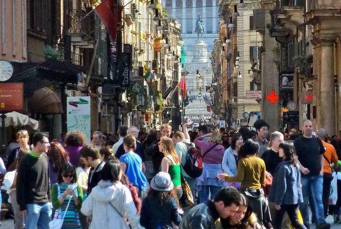 Улица Виадель Корсо